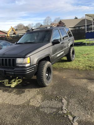 1996 Jeep Grand Cherokee Laredo part out for Sale in Portland, OR