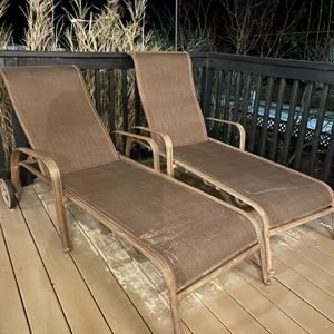 Outdoor Chaise Lounge Chair for Sale in Washougal, WA