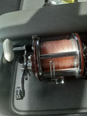 Penn peerless # 9 fishing reel. for Sale in Orlando, FL