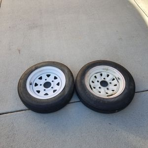 Trailer Tires 4.80x12 for Sale in Lakewood, CO