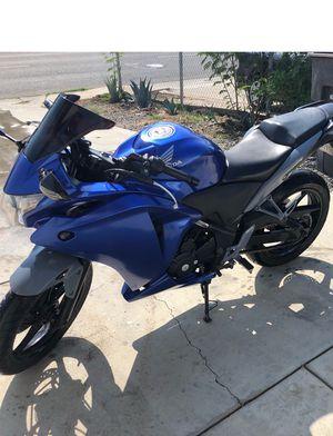 2012 Honda CBR 250r for Sale in Riverside, CA