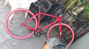Red Fixie for Sale in Carson, CA
