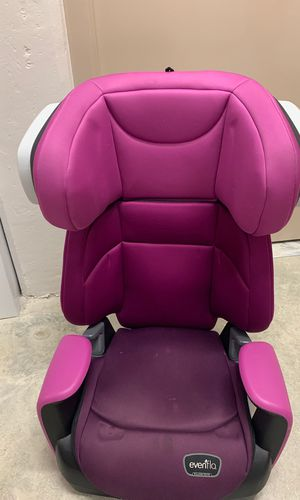 Evenflow 2 in 1 spectrum car seat booster seat for Sale in Lake Worth, FL