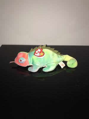 Ty Beanie Baby Iggy the Iguana for Sale in Harrisonburg, VA