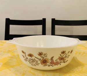 "Vintage Pyrex Country Autumn casserole 9.5"" length with handles for Sale in Huntington Beach, CA"