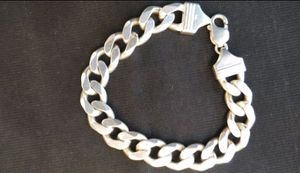 925 silver curb chain for Sale in Boulder, CO
