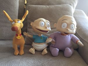Rugrats - Tommy - Dil - Spike for Sale in Whittier, CA
