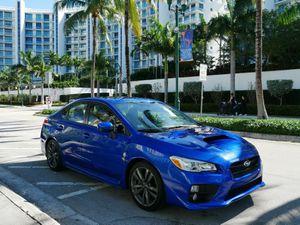 2017 Subaru WRX Premium Manual for Sale in North Miami Beach, FL