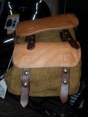 BIRCH CANVAS BACKPACK for Sale in Columbus, OH