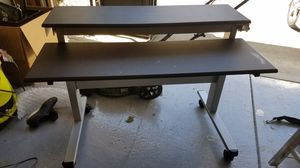 "47"" standing adjustable desk for Sale in Fremont, CA"