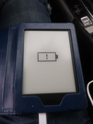 Amazon Kindle Paperwhite and case for Sale in Columbus, OH