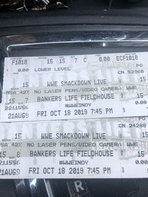 WWE Smackdown for Sale in Indianapolis, IN