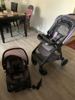 Baby seat and stroller for Sale in Las Vegas, NV