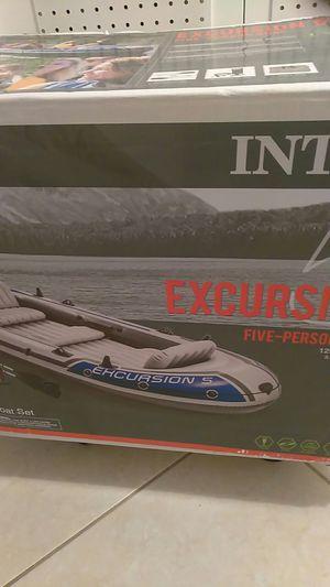 Excursion 5person boat for Sale in Pompano Beach, FL