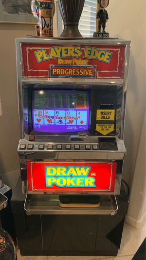 Poker Video Machine for Sale in Las Vegas, NV