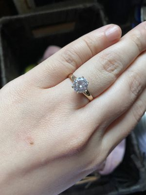 Gold 14k engagement ring. for Sale in Downey, CA