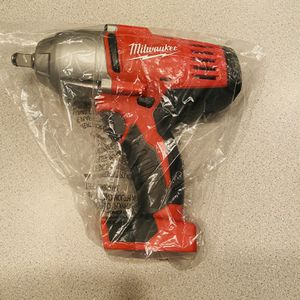 Milwaukee 1/2 high torque impact wrench brand new (tool only) for Sale in Lombard, IL