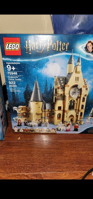 Lego Harry Potter Howarts Clock Tower for Sale in Phillips Ranch, CA