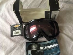 New Smith optics Prophecy Spherical size small with lifetime warranty, ski snowboard googles for Sale in Seattle, WA