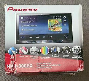 Pioneer MVH-300EX (NEW) never installed for Sale in Las Vegas, NV