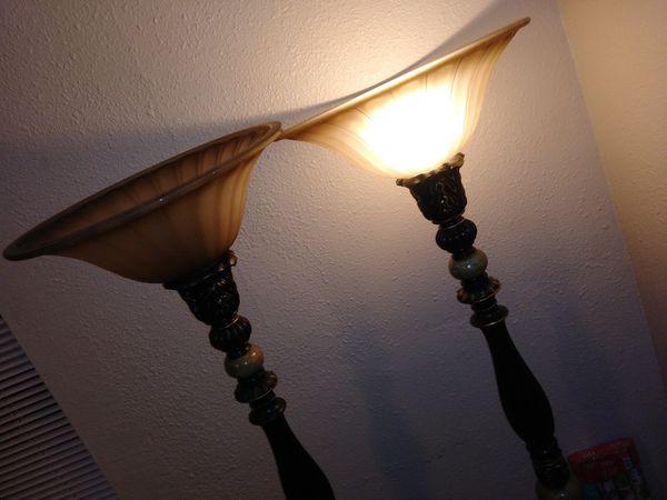 Antique furniture Lamps