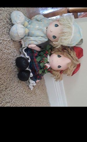 Unique Vintage Precious Moments dolls for Sale in Stockton, CA