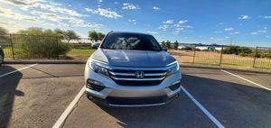 2017 Honda Pilot Elite 4WD certified with Honda Extended Warranty for Sale in Tucson, AZ