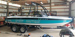 1993 correct craft sport nautique ski boat wake boat for Sale in Marysville, WA