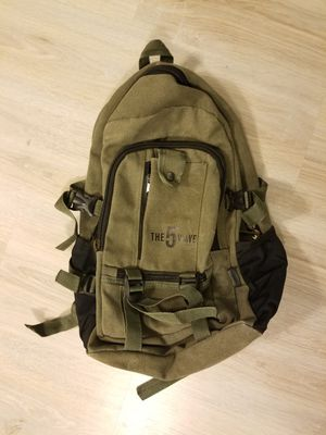 OD Green Canvas Backpack from The 5th Wave for Sale in Fort Lauderdale, FL