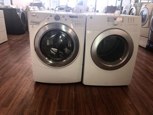 Whirlpool duet washer and kenmore dryer for Sale in Provo, UT