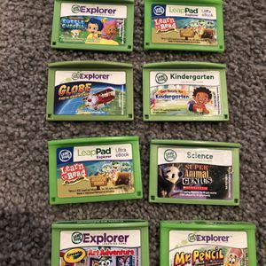Leap Frog Games for Sale in Magnolia, TX