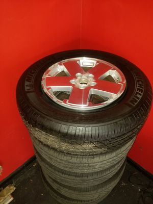 Jeep Wrangler Tires and wheels for Sale in Lilburn, GA