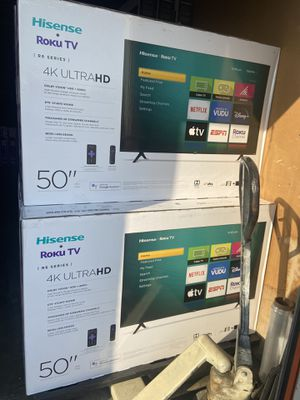 50 inch smart TVs for Sale in South Gate, CA