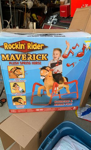 Rocking rider for Sale in West Covina, CA