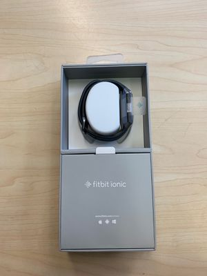 Fitbit ionic for Sale in Seattle, WA