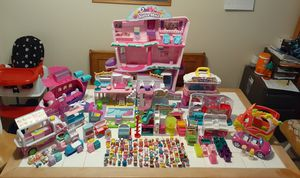 Shopkins and more Shopkins for Sale in Denver, CO