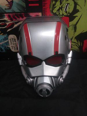 Ant-Man Full Face Helmet Mask Marvel Rubie's Costume Company Halloween Costume for Sale in Alameda, CA