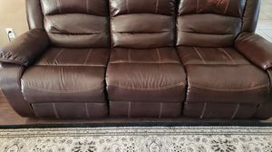 Double Recliner Sofa for Sale in Scottsdale, AZ