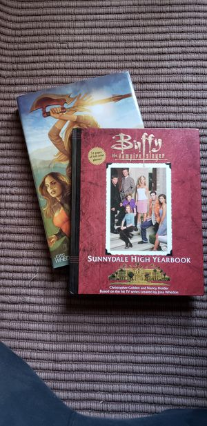 Buffy the vampire slayer collection, for Sale in Chantilly, VA