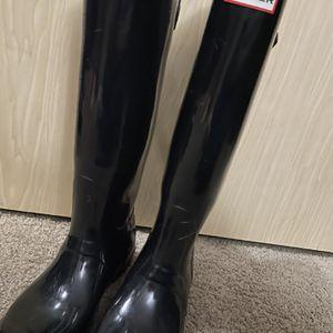 Hunter Tall Rain Boots for Sale in Redmond, WA