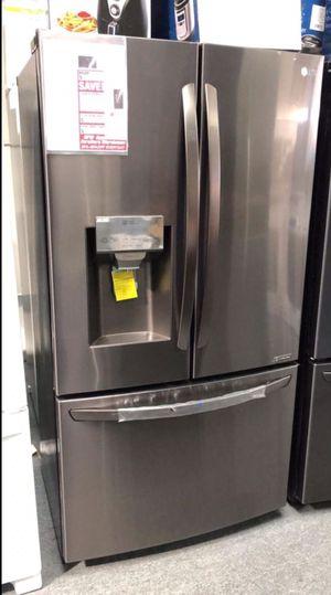 Fridge refrigerator LG Counter depth French door Original price $2749 our price $1880 for Sale in Alameda, CA