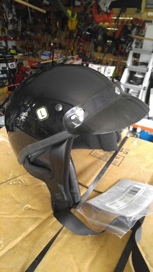 Motor cycle helmet with visor for Sale in Dearborn, MI