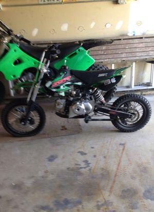 Ssr 125cc dirt bike for Sale in Lockport, IL