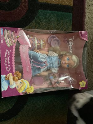 cinderella princess doll for Sale in Clovis, CA
