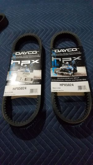 New Snowmobile drive belts for Sale in Leominster, MA