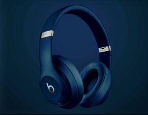 BEATS BY DRE STUDIO 3 NOISE CANCELLING BLUETOOTH WIRELESS HEADPHONES for Sale in Tucson, AZ