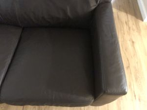 Leather sofa for Sale in Vancouver, WA