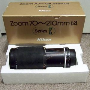 Nikon Zoom Lens 70mm To 210mm With Macro for Sale in Bartow, FL