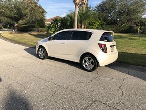 2015 Chevy Sonic LTZ for Sale in Bradenton, FL
