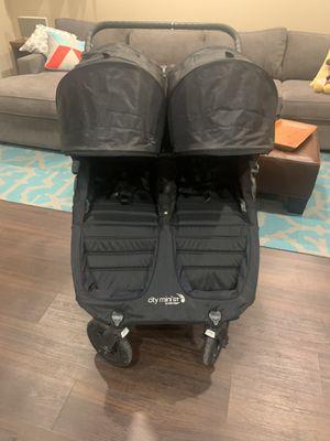 Citi Mini GT jogger double stroller. Excellent condition! for Sale in Chicago, IL
